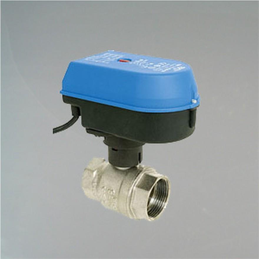 2 Wege Kugelventil elektrisch gesteuert G1 Zoll DN 25, CompactEMV110-602